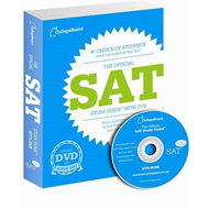 The Official SAT Study Guide with DVD: From the Maker of the Test (BOK)