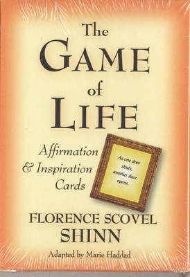 Game of Life: Affirmation and Inspiration Cards - Positive Words for a Positive Life (BOK)