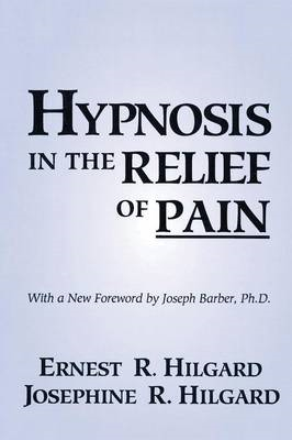 Hypnosis In The Relief Of Pain (BOK)