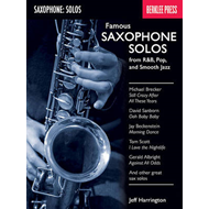 Famous Saxophone Solos - From R&B, Pop and Smooth Jazz (BOK)