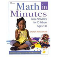 Math in Minutes: Easy Activities for Children (BOK)