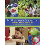 The Homegrown Preschooler (BOK)