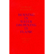Produktbilde for Burning in Water, Drowning in Flame (BOK)