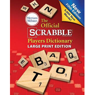 Official Scrabble Players Dictionary, Fifth Edition (BOK)