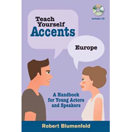 Europe: A Handbook for Young Actors and Speakers (BOK)