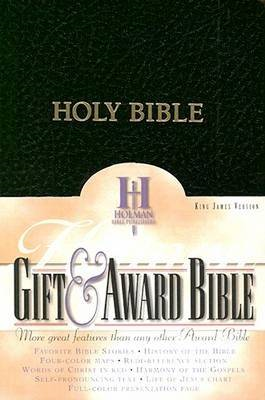 Holy Bible: KJV Award Bible: Imitation Leather (BOK)