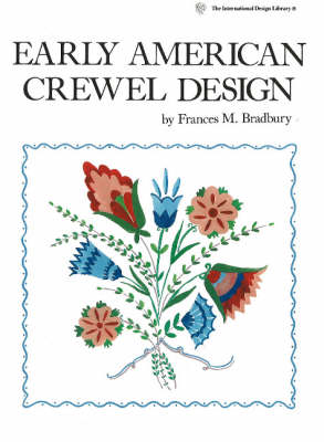 Early American Crewel Design (BOK)