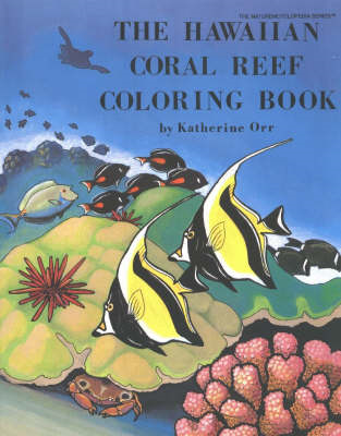 Hawaiian Coral Reef Coloring Book (BOK)