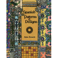Spanish Patterns & Designs (BOK)