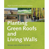 Planting Green Roofs and Living Walls (BOK)