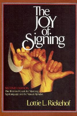 Joy of Signing (BOK)