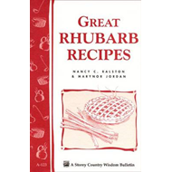 Great Rhubarb Recipes (BOK)