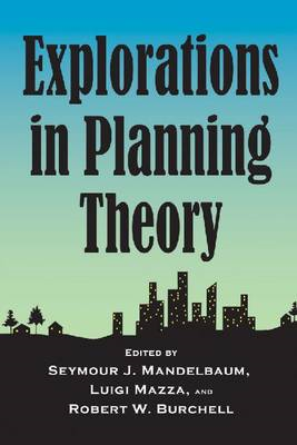 Explorations in Planning Theory (BOK)