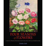 Four Seasons of Flowers - A Selection of Botanical Illustrat (BOK)