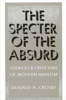 Specter of the Absurd