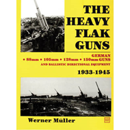 Heavy Flak Guns, 1933-45 (BOK)