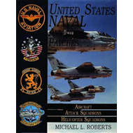 U.S.Naval Aviation Patches: v. 2: Aircraft Attack Squadrons, Helicopter Squadrons (BOK)