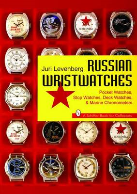 Russian Wristwatches, Pocket Watches, Stop Watches, on Board (BOK)