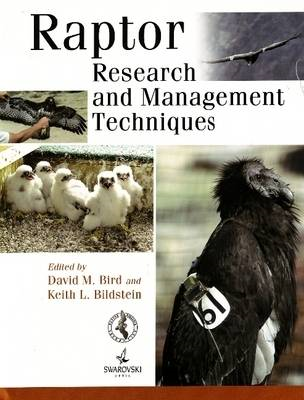 Raptor Research and Management Techniques (BOK)