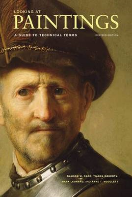 Looking at Paintings: A Guide to Technical Terms (BOK)