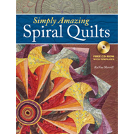 Simply Amazing Spiral Quilts (BOK)