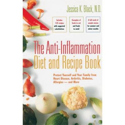 Anti-Inflammation Diet and Recipe Book (BOK)