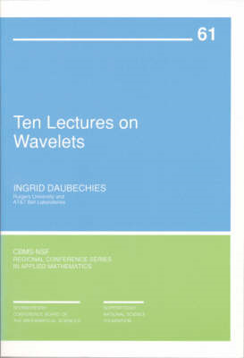Ten Lectures on Wavelets (BOK)