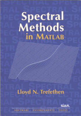 Spectral Methods in MATLAB (BOK)