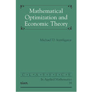 Mathematical Optimization and Economic Theory (BOK)