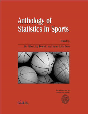 Anthology of Statistics in Sports (BOK)