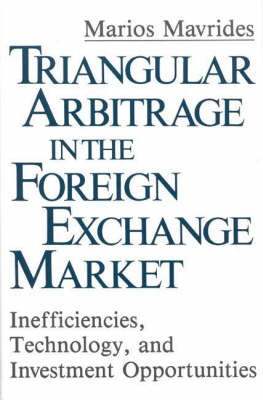 Triangular Arbitrage in the Foreign Exchange Market: Inefficiencies, Technology and Investment Oppor (BOK)