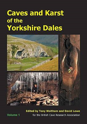 Caves and Karst of the Yorkshire Dales (BOK)
