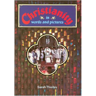 Christianity in Words and Pictures (BOK)