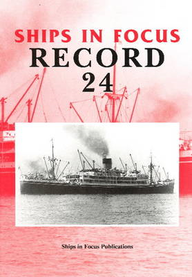 Ships in Focus Record 24 (BOK)