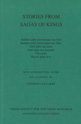 Stories from the Sagas of the Kings (BOK)