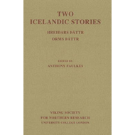 Two Icelandic Stories (BOK)