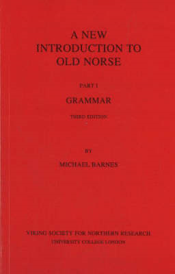 New Introduction to Old Norse (BOK)