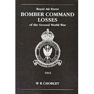 RAF Bomber Command Losses of the Second World War: v. 2: 1941 (BOK)