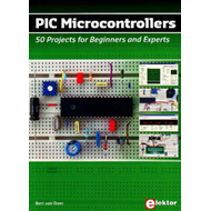 PIC Microcontrollers: 50 Projects for Beginners and Experts (BOK)