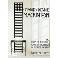 Charles Rennie Mackintosh: The Complete Furniture, Furniture Drawings and Interior Designs (BOK)