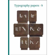 Typography Papers 9: 9 (BOK)