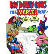 "How to Draw Comics the ""Marvel"" Way (BOK)"