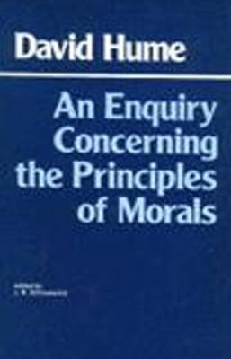 Enquiry Concerning the Principles of Morals (BOK)