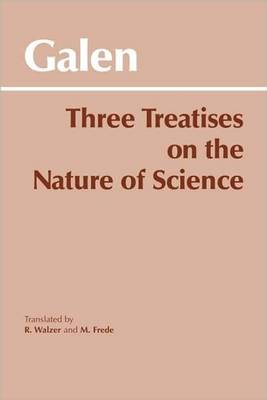 Three Treatises on the Nature of Science (BOK)