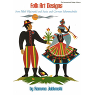 Folk Art Designs (BOK)