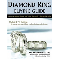 Diamond Ring Buying Guide: How to Evaluate, Identify and Select Diamonds and Diamond Jewelry (BOK)