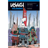 Usagi Yojimbo: Book 2 (BOK)