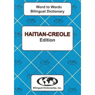 English-Haitian Creole & Haitian-Creole-English Word-to-Word (BOK)