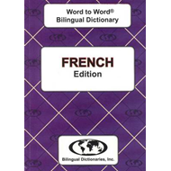 English-French & French-English Word-to-Word Dictionary (BOK)