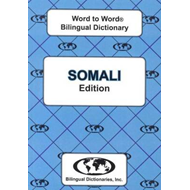 English-Somali & Somali-English Word-to-Word Dictionary (BOK)